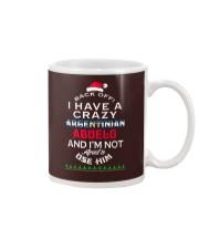 Crazy AG Grandpa Mug thumbnail