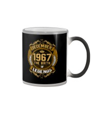 December 1967 The Birth of Legends Color Changing Mug thumbnail