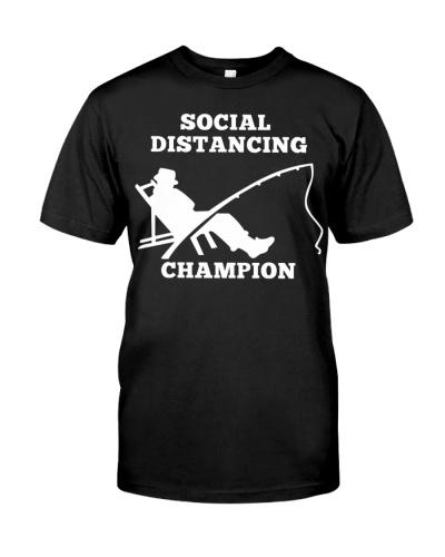 Fishing Social Distancing
