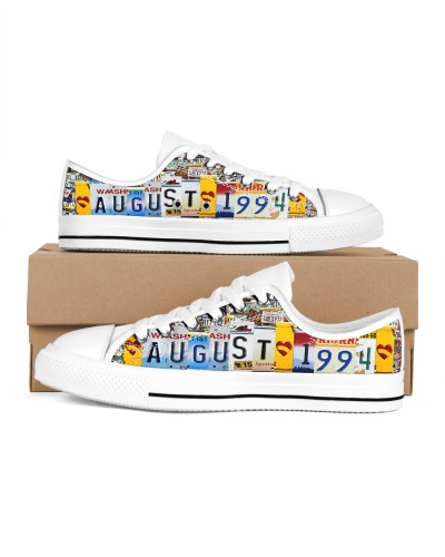 August 94 Shoes lowtop