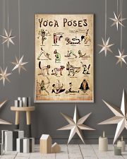 Poster Yoga 16 poses 24x36 Poster lifestyle-holiday-poster-1