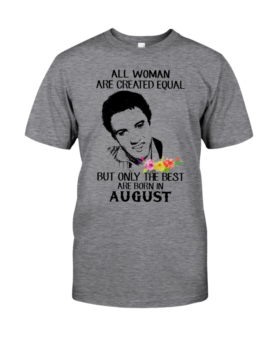 August All Woman Classic T-Shirt