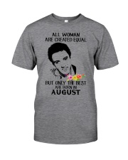 August All Woman Classic T-Shirt front