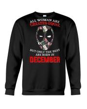 December Created equal Crewneck Sweatshirt thumbnail