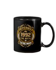 September 1992 The Birth of Legends Mug thumbnail