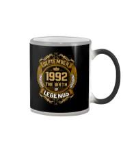 September 1992 The Birth of Legends Color Changing Mug thumbnail