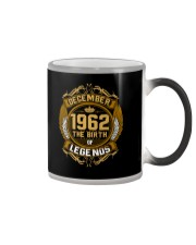 December 1962 The Birth of Legends Color Changing Mug thumbnail