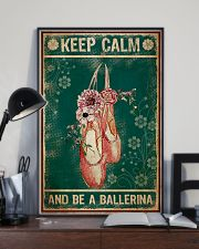 Poster Ballet keep calm 24x36 Poster lifestyle-poster-2