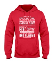 June Fiance girl Hooded Sweatshirt thumbnail