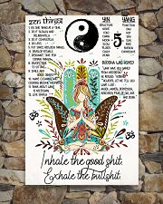 Poster Yoga inhale  24x36 Poster poster-portrait-24x36-lifestyle-16