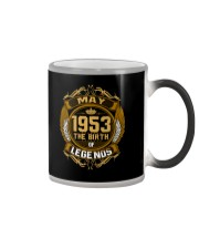 May 1953 The Birth of Legends Color Changing Mug thumbnail