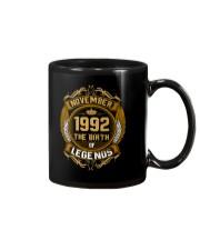 November 1992 The Birth of Legends Mug thumbnail