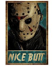 Poster Movies Jason Voorhees 24x36 Poster front