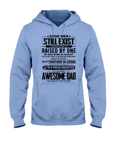 August Awesome Dad