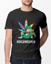 Highrish Classic T-Shirt lifestyle-mens-crewneck-front-13