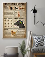 poster labrador retriever know 24x36 Poster lifestyle-poster-1