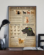 poster labrador retriever know 24x36 Poster lifestyle-poster-2
