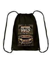 452-beingawesome Drawstring Bag thumbnail