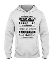 Abril -existen Hooded Sweatshirt thumbnail