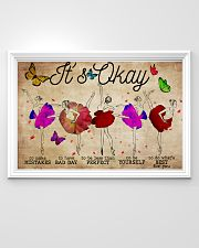 Poster Ballet its ok 36x24 Poster poster-landscape-36x24-lifestyle-02