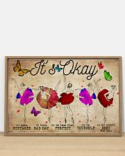 Poster Ballet its ok 36x24 Poster poster-landscape-36x24-lifestyle-03