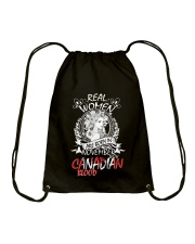 11 women canadian Drawstring Bag thumbnail