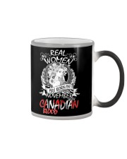11 women canadian Color Changing Mug thumbnail