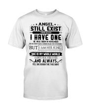 November Good Angel Classic T-Shirt front