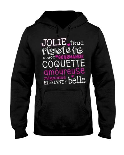 Jolie teue