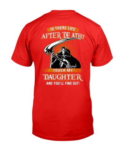 touch my daughter