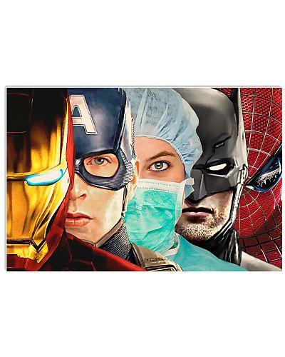 Poster Movie Nurse