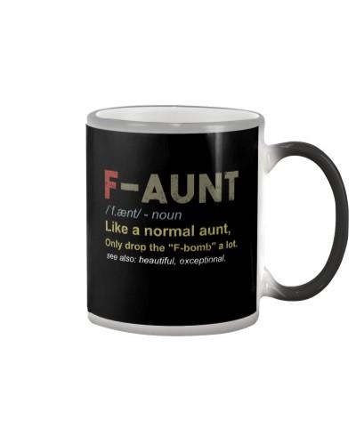 F-aunt