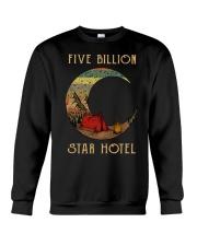 camping star hotel Crewneck Sweatshirt thumbnail