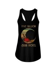 camping star hotel Ladies Flowy Tank thumbnail