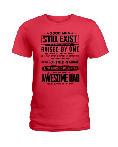 April Awesome Dad