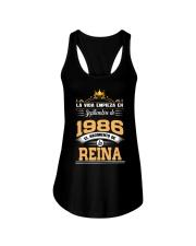 Septiembre 1986 Reina Ladies Flowy Tank thumbnail