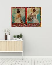 Poster Ballet its not about being the best 36x24 Poster poster-landscape-36x24-lifestyle-01