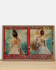 Poster Ballet its not about being the best 36x24 Poster poster-landscape-36x24-lifestyle-03