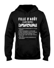 Aout Fille de les faits Hooded Sweatshirt thumbnail
