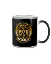 May 1970 The Birth of Legends Color Changing Mug thumbnail