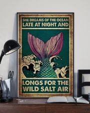 Poster Mermaid longs for the 24x36 Poster lifestyle-poster-2