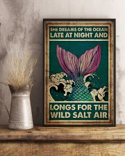 Poster Mermaid longs for the 24x36 Poster lifestyle-poster-3