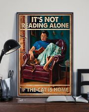 Poster Book the cat is home 24x36 Poster lifestyle-poster-2