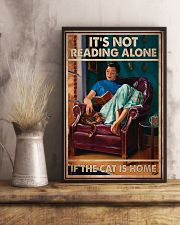 Poster Book the cat is home 24x36 Poster lifestyle-poster-3