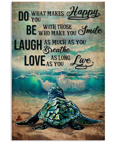 Poster Mermaid laugh love