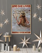 Poster Book happily ever after 24x36 Poster lifestyle-holiday-poster-1