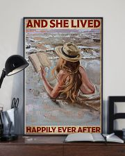 Poster Book happily ever after 24x36 Poster lifestyle-poster-2