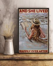 Poster Book happily ever after 24x36 Poster lifestyle-poster-3