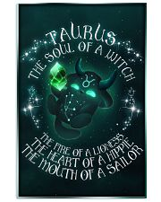 Poster Taurus 24x36 Poster front