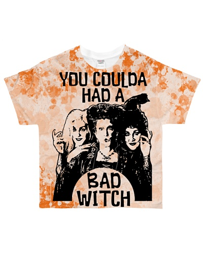 halloween bad witch